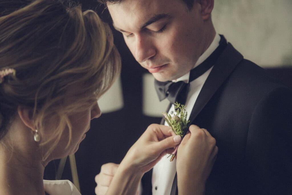 Mariage au moulin des treans